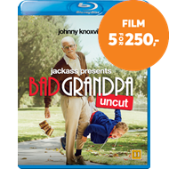 Produktbilde for Jackass Presents: Bad Grandpa - Uncut (BLU-RAY)