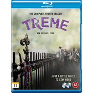 Produktbilde for Treme - Sesong 4 (UK-import) (BLU-RAY)