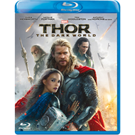 Thor - The Dark World (BLU-RAY)