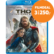 Produktbilde for Thor 2 - The Dark World (BLU-RAY)