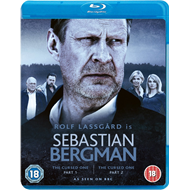 Sebastian Bergman - Part 1 & Part 2 (UK-import) (BLU-RAY)