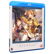 Last Exile - Fam, The Silver Wing - Part 1 (UK-import) (BLU-RAY)