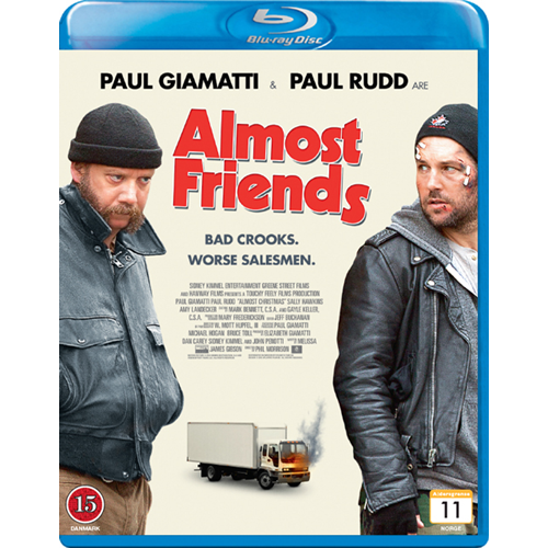 Almost Friends (BLU-RAY)