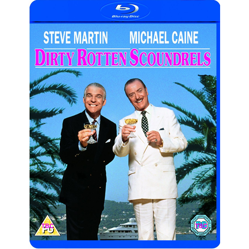 Dirty Rotten Scoundrels (UK-import) (BLU-RAY)