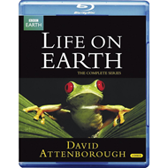Life On Earth (UK-import) (BLU-RAY)