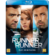 Produktbilde for Runner Runner (BLU-RAY)