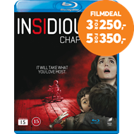 Produktbilde for Insidious: Chapter 2 (BLU-RAY)