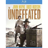 The Undefeated (BLU-RAY)