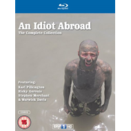 An Idiot Abroad - The Complete Series (UK-import) (BLU-RAY)