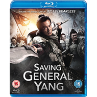 Saving General Yang (UK-import) (BLU-RAY)
