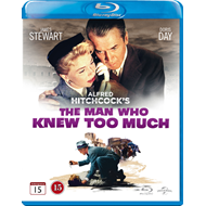 The Man Who Knew Too Much (BLU-RAY)
