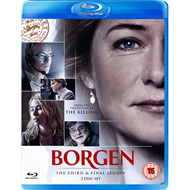 Borgen - Sesong 3 (UK-import) (BLU-RAY)