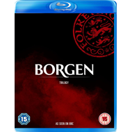 Borgen Trilogy (UK-import) (BLU-RAY)