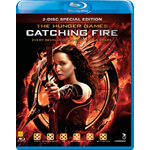 The Hunger Games 2 - Catching Fire (BLU-RAY)