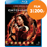 Produktbilde for The Hunger Games 2 - Catching Fire (BLU-RAY)