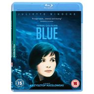 Three Colours Blue (UK-import) (BLU-RAY)