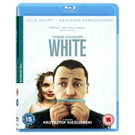 Three Colours White (UK-import) (BLU-RAY)