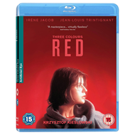 Three Colours Red (UK-import) (BLU-RAY)