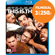 Produktbilde for This Is The End (BLU-RAY)