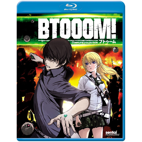 BTOOOM! - Complete Collection (BLU-RAY)