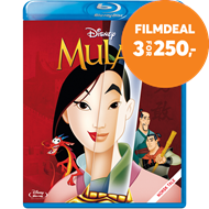 Produktbilde for Mulan (BLU-RAY)