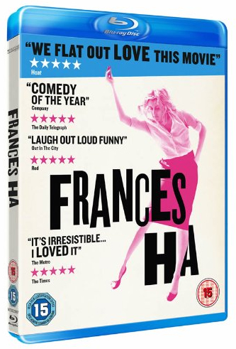 Frances Ha (UK-import) (BLU-RAY)