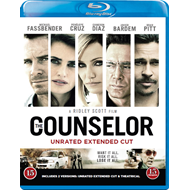 The Counselor - Unrated Extended Cut (BLU-RAY)