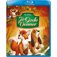 Todd & Copper - To Gode Venner (BLU-RAY)