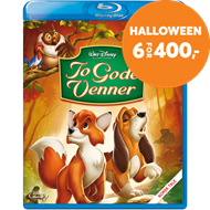 Produktbilde for Todd & Copper - To Gode Venner (BLU-RAY)
