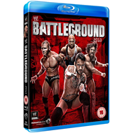 WWE - Battleground 2013 (UK-import) (BLU-RAY)