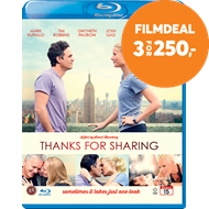 Produktbilde for Thanks For Sharing (BLU-RAY)