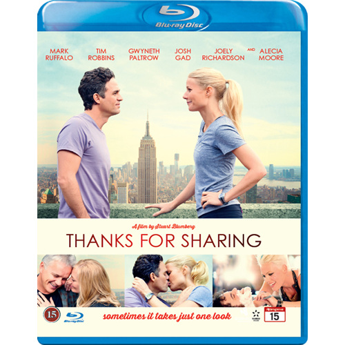 Thanks For Sharing (BLU-RAY)
