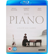 The Piano (UK-import) (BLU-RAY)