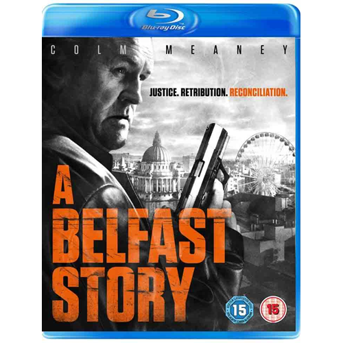 A Belfast Story (UK-import) (BLU-RAY)