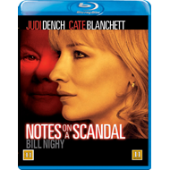 Notes On A Scandal (BLU-RAY)