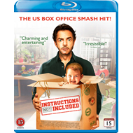 Instructions Not Included (DK-import) (BLU-RAY)