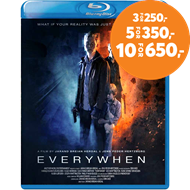 Produktbilde for Everywhen (BLU-RAY)