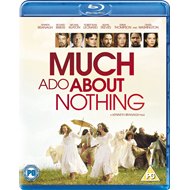 Much Ado About Nothing (UK-import) (BLU-RAY)