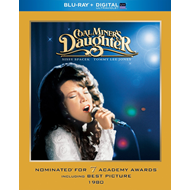 Coal Miner's Daughter (BLU-RAY)
