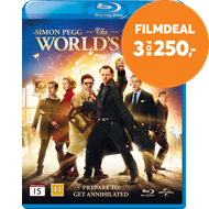 Produktbilde for The World's End (BLU-RAY)
