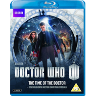 Doctor Who - Time Of The Doctor (UK-import) (BLU-RAY)