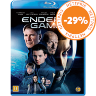 Produktbilde for Ender's Game (BLU-RAY)