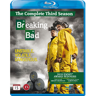 Breaking Bad - Sesong 3 (BLU-RAY)