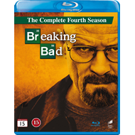 Breaking Bad - Sesong 4 (BLU-RAY)