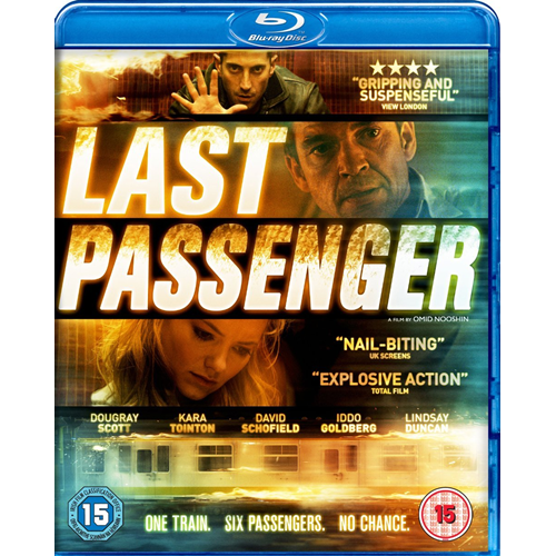 Last Passenger (UK-import) (BLU-RAY)