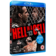 WWE - Hell In A Cell 2013 (UK-import) (BLU-RAY)