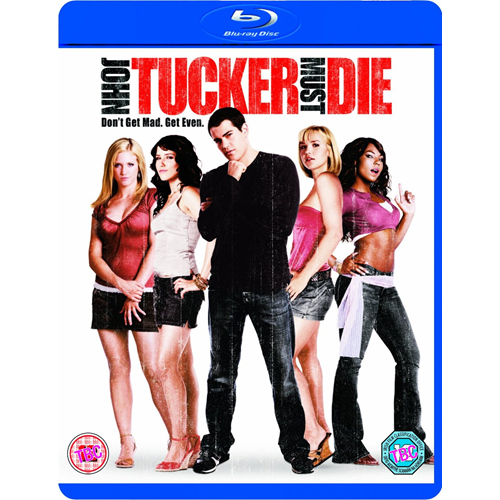 John Tucker Must Die (UK-import) (BLU-RAY)
