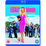 Legally Blonde (UK-import) (BLU-RAY)