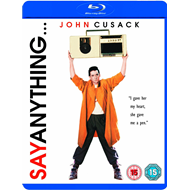 Say Anything ... (UK-import) (BLU-RAY)