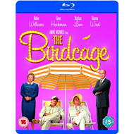 The Birdcage (UK-import) (BLU-RAY)